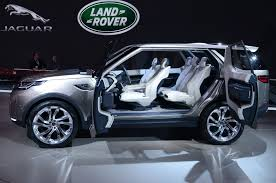 range rover concept land rover discovery vision concept first look motor trend