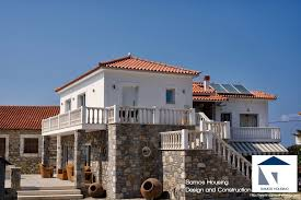 architectural design by samos housing