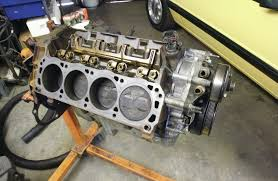 Ford Explorer Water Pump - make 503hp with a 350 junkyard 302 rod network