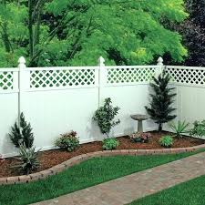 Fence Ideas For Small Backyard Back Yard Fencing U2013 Mobiledave Me