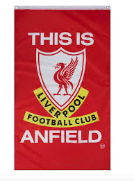 3 X 5 Flags Official Liverpool Fc This Is Anfield 3x5 Flag