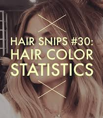 www hairsnips com old hair snips 30 hair color statistics holleewoodhair