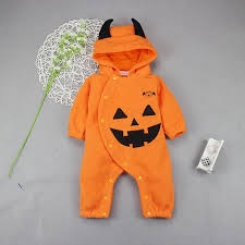 Halloween Costume Pumpkin Infant Pumpkin Costumes Promotion Shop Promotional Infant