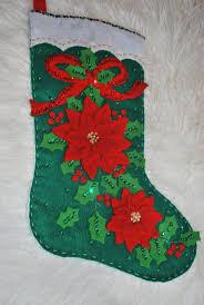 9 best felt stocking kits etc images on pinterest felt stocking