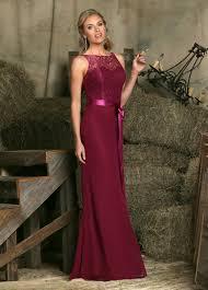 burgundy bridesmaid dresses style 60227 davinci wedding dresses