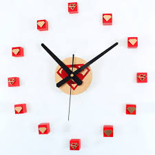 online buy wholesale super modern wall clock from china super