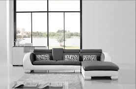 sofa grau weiãÿ graue sofa ideen ein heißer trend für die wohnzimmermöbel