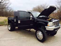 purchase black ford lifted dually super duty monster truck