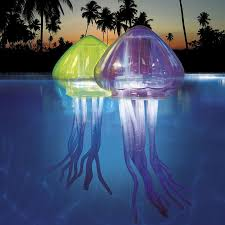 floating pool ball lights floating jellyfish pool lights inground pool lights