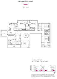 Grandeur 8 Floor Plan by Highline Residences Floor Plan Call 6100 0607 Showflat Hotline