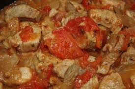 cuisine filet mignon de porc recette filet mignon de porc à la tomate toutes les recettes