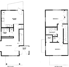 two bedroom one and one half bath douglass square