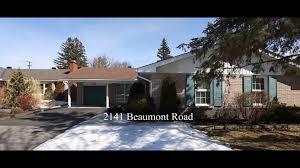 2141 beaumont road ottawa ontario alta vista 4 bedroom bungalow