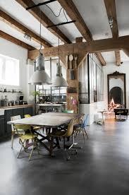 maison et cuisine cuisine ouverte conviviale et fonctionnelle pour la maison moderne