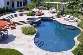 swimming pool landscape design u2013 bullyfreeworld com
