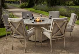 Patio Sets With Fire Pit Dining Tables Wood Burning Fire Pit Home Depot Fire Pit Table