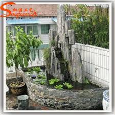 Steine Fur Gartenmauer Brunnen Für Gartenmauer Garten Brunnen Aus Stein 30 Ideen Fr