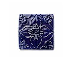 Cobalt B by Pattern Tile Cobalt Ceramic Tiles From Mambo Unlimited Ideas