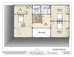a frame floor plans barn house plans classic farmhouse floor plans 1b davis frame