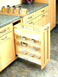 roll out shelves for existing cabinets awesome kitchen cabinets sliding shelves corner kitchen cabinet pull