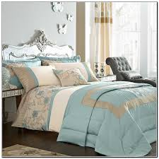 duck egg blue and brown bedding beds home design ideas