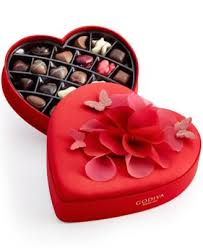 heart box of chocolates godiva chocolatier 29 pc limited edition keepsake