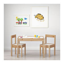 Children S Chair And Table Lätt Children U0027s Table And 2 Chairs Ikea