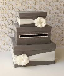 wedding money gift ideas wedding card box money box gift card holder custom made