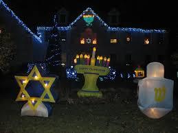 outdoor hanukkah menorah decor outdoor hanukkah decorations deckyourdoors