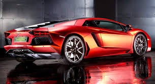 lamborghini all cars with price lamborghini aventador matte orange chrome wrap will cost you