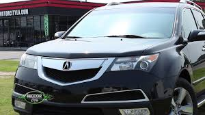 acura minivan 2012 acura mdx review youtube