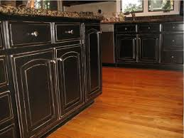 black rustic kitchen cabinets two tiers granite kitchen island
