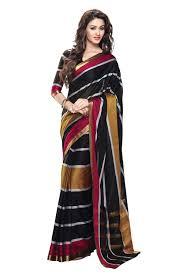 work 4 spirit halloween beautiful black color cotton designer saree with zari work buy