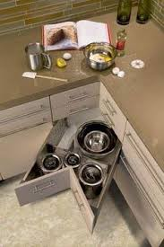 Kitchen Drawer Cabinets The Best Kitchen Corner Cabinets Ever Thank You Blum For This