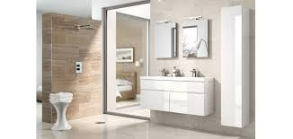 Kitchen  Bathroom News Eco Bathrooms Extends Integra - Bathroom cabinets in white gloss