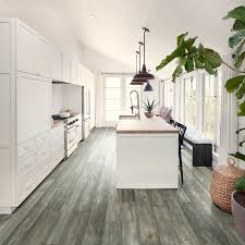 grey kitchen cabinets wood floor hardwood floors in the kitchen yes 1 kitchen 6 wood floors