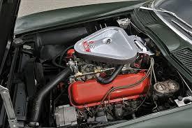 corvette 427 engine corvette auction preview mecum at bloomington gold corvette