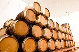 Cool Stock by Wine Keg Barrels Stacked Keep Cool Stock Photo Picture And