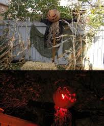 Scary Scarecrow Costume The Best Pumpkins Scarecrow Costumes And Crafts Mr Costumes Blog