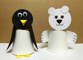 penguins and polar bears sunflower storytime