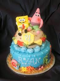 spongebob squarepants cake spongebob squarepants cake cakecentral