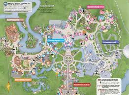 Map Of Epcot 10 Thoughts You Have When Returning To Disney World As An