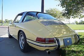 1968 porsche 911 targa for sale 1968 porsche 911 targa with 22k used porsche 911 for sale