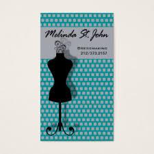 Business Card Fashion Designer Dressmaker Business Cards U0026 Templates Zazzle