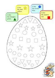 112 free esl shapes worksheets