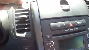 11 steps to install 2012 2013 2014 kia soul radio with touch