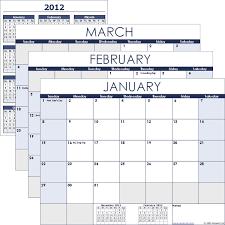 3 year calendar 2016 2019 calendar template 2017