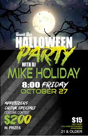 halloween usa jackson mi events u2014 beach bar u0026 restaurant