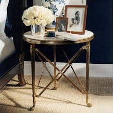 of Accent Table Decor Mirrored Accent Table Is Beautiful In