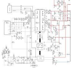 television power supply circuit diagram zen lcd tv juanribon com
